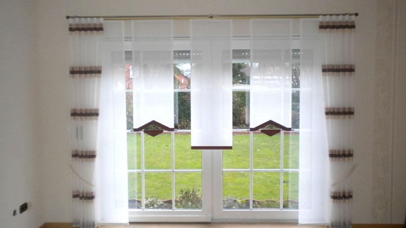 gardinen k nig. Black Bedroom Furniture Sets. Home Design Ideas